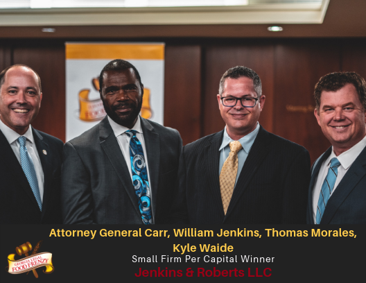AG Carr, William Jenkins, Thomas Morales, Kyle Waide (ACFB)